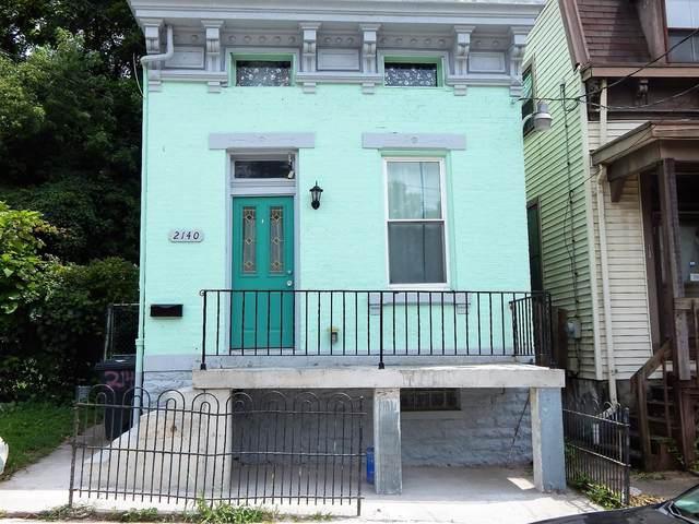 2140 Loth Street, Cincinnati, OH 45202 (#1669478) :: Century 21 Thacker & Associates, Inc.
