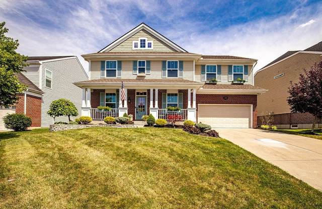 7450 Bridge Point Pass, Green Twp, OH 45248 (#1669601) :: The Chabris Group