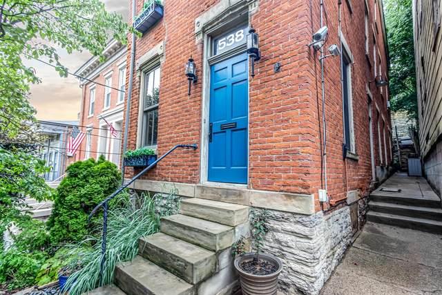 538 Liberty Hill, Cincinnati, OH 45202 (#1670053) :: Century 21 Thacker & Associates, Inc.