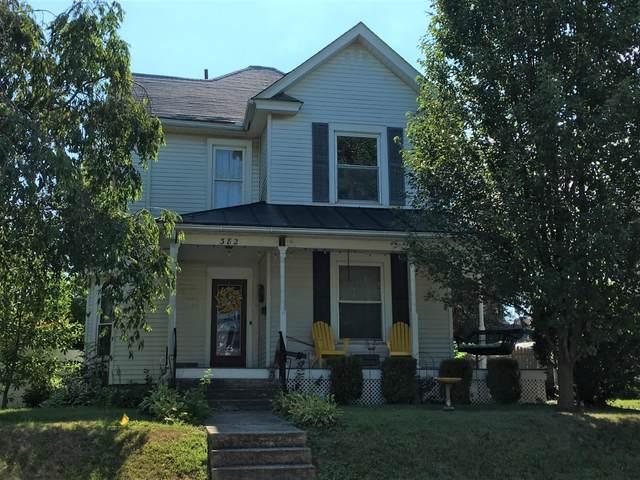382 N Walnut Street, Wilmington, OH 45177 (#1670085) :: Century 21 Thacker & Associates, Inc.