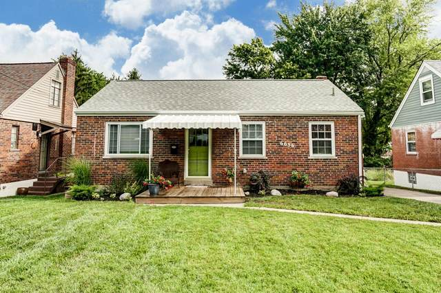 6656 Grant Avenue, Anderson Twp, OH 45230 (#1670094) :: The Chabris Group