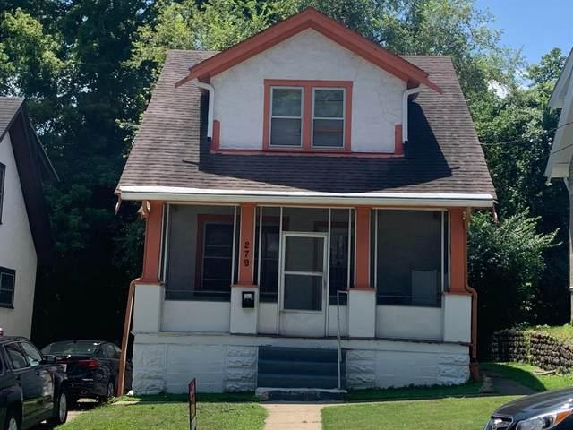 279 Dorchester Avenue, Cincinnati, OH 45219 (#1670235) :: Century 21 Thacker & Associates, Inc.