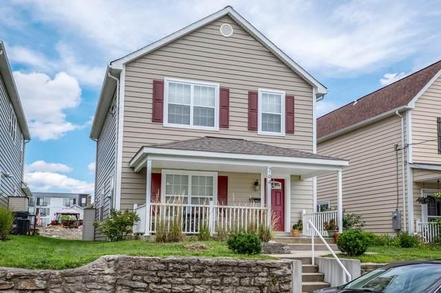 764 Morgan Street, Cincinnati, OH 45206 (#1670252) :: Century 21 Thacker & Associates, Inc.