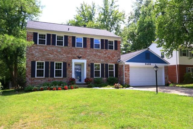9496 Lansford Drive, Blue Ash, OH 45242 (#1670293) :: Century 21 Thacker & Associates, Inc.