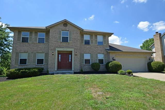 8319 Polo Trail Place, West Chester, OH 45069 (#1670371) :: Century 21 Thacker & Associates, Inc.