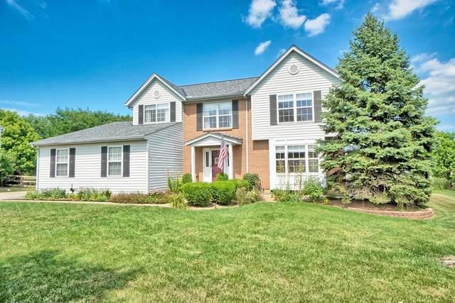 4814 Sarah Drive, Mason, OH 45040 (#1670429) :: Century 21 Thacker & Associates, Inc.