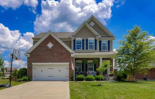 5624 Wittmer Meadows Drive, Miami Twp, OH 45150 (#1670478) :: The Chabris Group