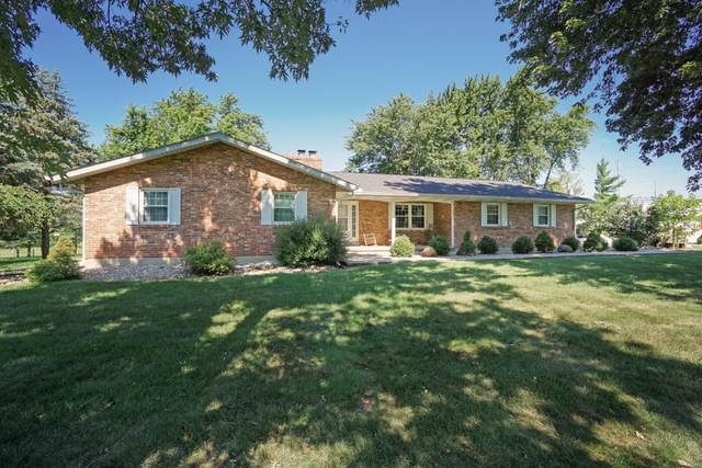 3405 N St Rt 741, Clearcreek Twp., OH 45005 (#1670506) :: The Chabris Group