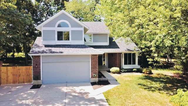 8131 Red Mill Drive, West Chester, OH 45069 (#1670605) :: Century 21 Thacker & Associates, Inc.