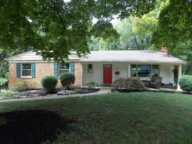 1343 Rambling Hills Drive, Anderson Twp, OH 45230 (#1670902) :: The Chabris Group