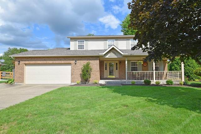 6078 Indian Trace Drive, Fairfield Twp, OH 45011 (#1671165) :: The Chabris Group