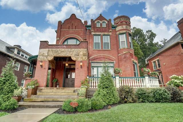 3574 Burch Avenue, Cincinnati, OH 45208 (#1671212) :: Century 21 Thacker & Associates, Inc.