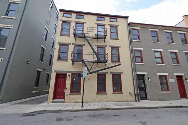 23 Mercer Street #1, Cincinnati, OH 45202 (MLS #1671378) :: Apex Group