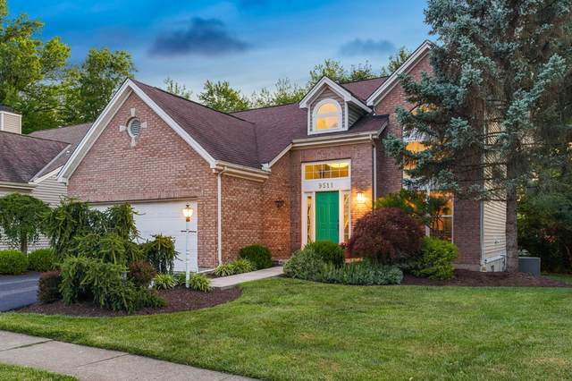 9511 Carriage Run Circle, Deerfield Twp., OH 45140 (#1671482) :: The Chabris Group
