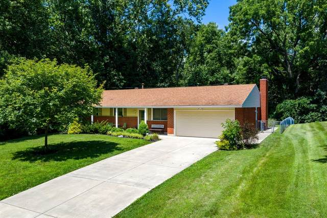 3896 Wead Point, Bellbrook, OH 45305 (#1671489) :: Century 21 Thacker & Associates, Inc.