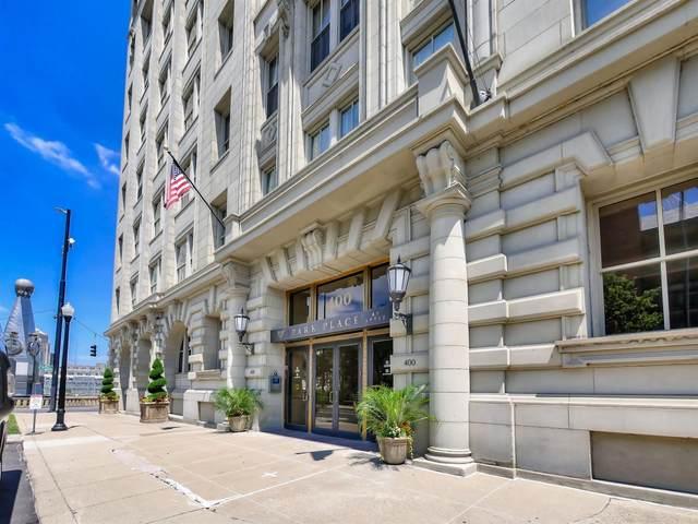 400 Pike Street #905, Cincinnati, OH 45202 (MLS #1671614) :: Apex Group