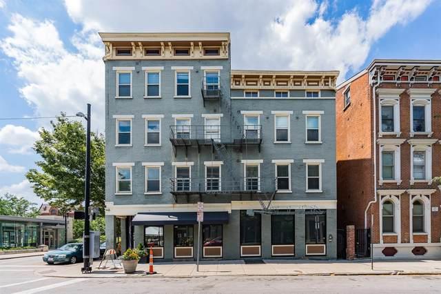 1403 Race Street #1, Cincinnati, OH 45202 (MLS #1671728) :: Apex Group