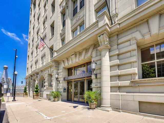 400 Pike Street #619, Cincinnati, OH 45202 (MLS #1671730) :: Apex Group