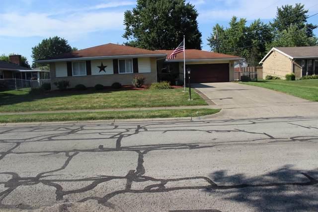 1105 Mayfair Drive, Wilmington, OH 45177 (#1671739) :: Century 21 Thacker & Associates, Inc.