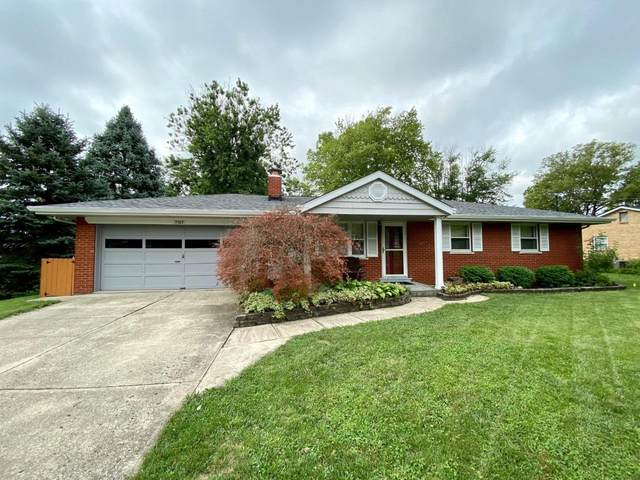 7107 Basswood Drive, West Chester, OH 45069 (#1671833) :: Century 21 Thacker & Associates, Inc.