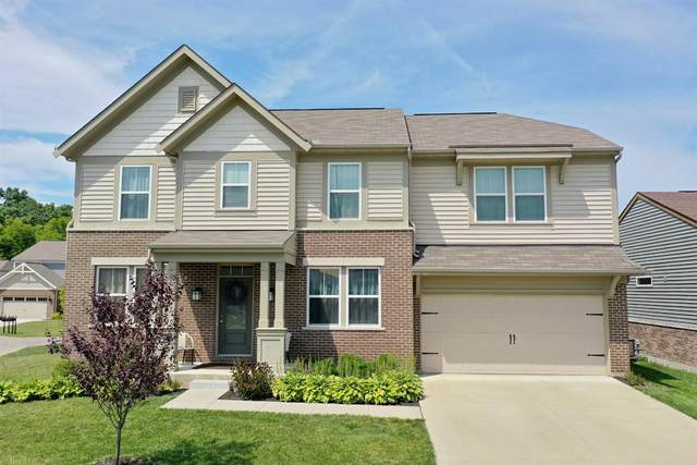5200 Grants Trail, South Lebanon, OH 45065 (MLS #1671925) :: Apex Group