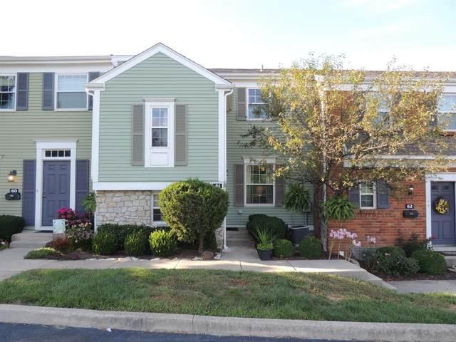 61 Applewood Drive #61, Fairfield, OH 45014 (MLS #1672021) :: Apex Group