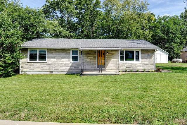 3546 St Rt 741, Clearcreek Twp., OH 45036 (MLS #1672164) :: Apex Group