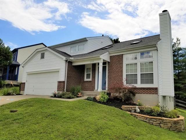 2529 Coveyrun Court, Cincinnati, OH 45230 (#1672337) :: The Chabris Group