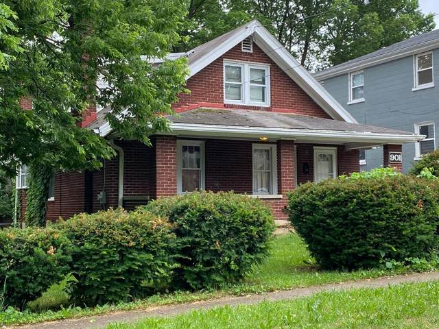 901 Byrd Avenue, Lincoln Heights, OH 45215 (#1672920) :: Century 21 Thacker & Associates, Inc.