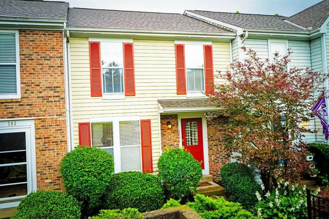 780 S Woodlyn Drive #170, Anderson Twp, OH 45230 (#1672949) :: The Chabris Group