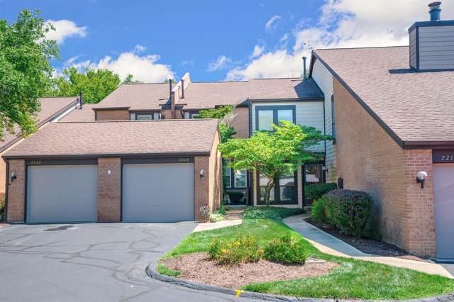 2220 Clough Ridge Drive, Anderson Twp, OH 45230 (MLS #1672981) :: Apex Group