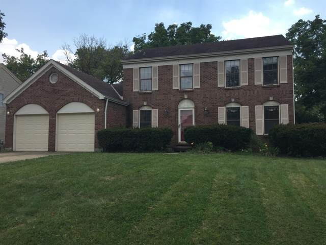5745 Sovereign Drive, Sharonville, OH 45241 (MLS #1673566) :: Apex Group