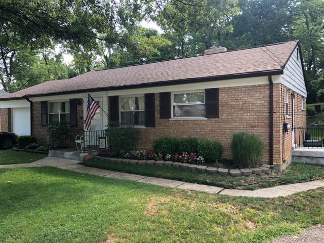 6696 Jamar Drive, North College Hill, OH 45224 (#1673738) :: The Chabris Group