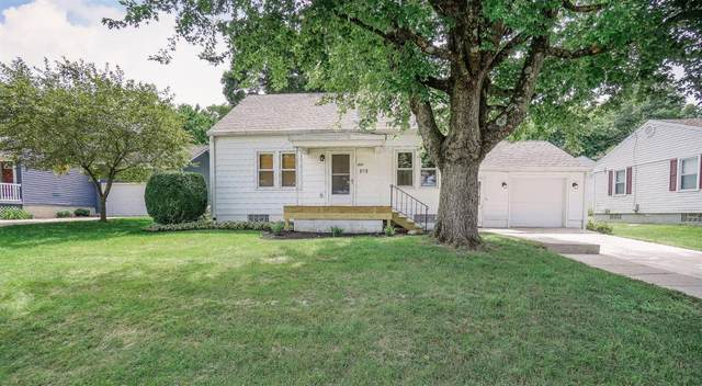 303 Wade Street, Spring Valley, OH 45370 (#1673819) :: The Chabris Group