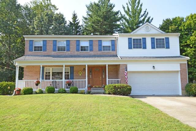 6911 Maid Marian Court, Anderson Twp, OH 45230 (#1673826) :: The Chabris Group