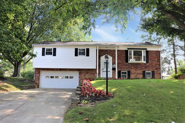 10484 Hadley Road, Greenhills, OH 45218 (#1673925) :: The Chabris Group