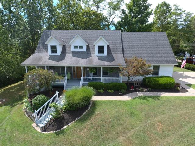 601 Carrie Lane, South Lebanon, OH 45065 (MLS #1674281) :: Apex Group