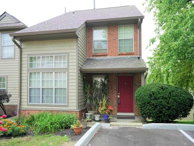10555 Montgomery Road #71, Montgomery, OH 45242 (#1674543) :: Century 21 Thacker & Associates, Inc.