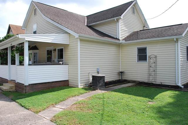 408 S Wright Street, Blanchester, OH 45107 (#1674807) :: The Chabris Group
