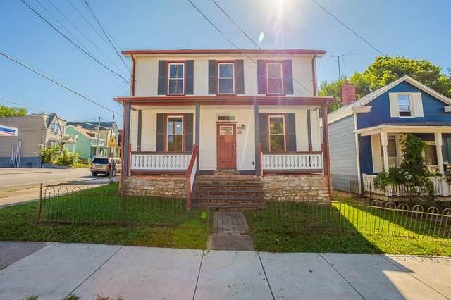 4152 Kirby Avenue, Cincinnati, OH 45223 (MLS #1675074) :: Apex Group
