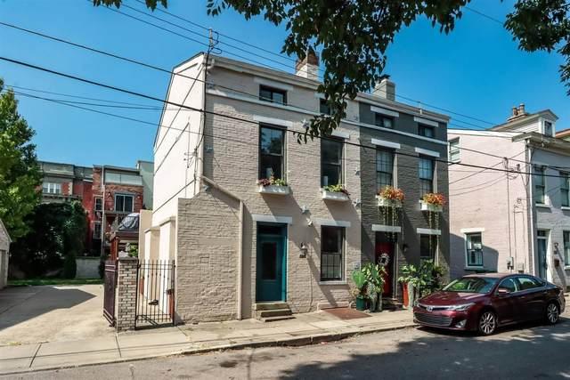 1311 Spring Street, Cincinnati, OH 45202 (MLS #1675307) :: Apex Group
