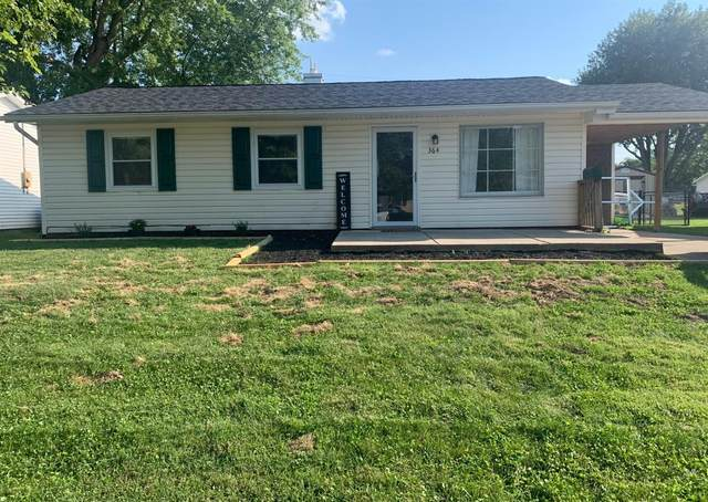 364 Westfield Drive, Wilmington, OH 45177 (#1675346) :: The Chabris Group