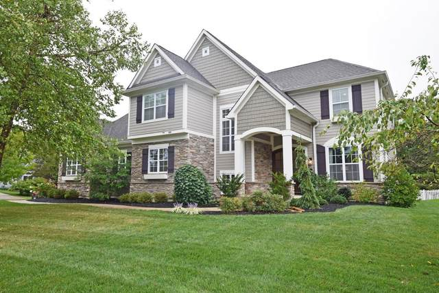 9723 Carriage Run Court, Deerfield Twp., OH 45140 (#1675472) :: The Chabris Group