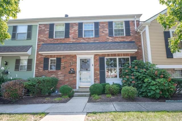 54 Applewood Drive, Fairfield, OH 45014 (MLS #1675636) :: Apex Group
