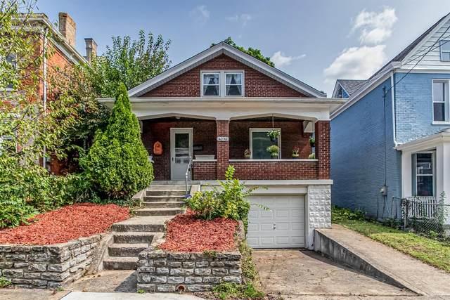 4236 Chambers Street, Cincinnati, OH 45223 (MLS #1675669) :: Apex Group