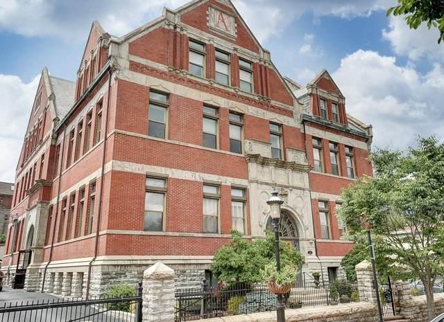 1125 St Gregory Street #204, Cincinnati, OH 45202 (MLS #1675730) :: Apex Group