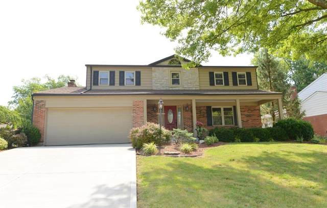 9540 Linfield Drive, Blue Ash, OH 45242 (#1675846) :: The Chabris Group