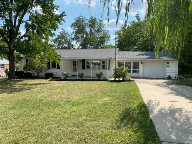 4504 Creekview Drive, Middletown, OH 45042 (MLS #1675853) :: Apex Group