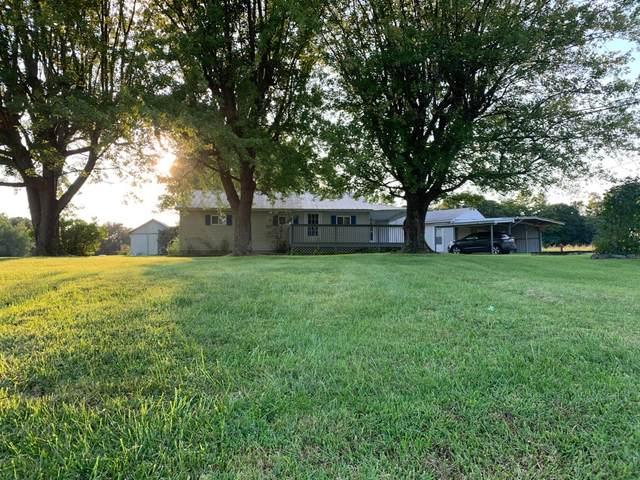 6673 Rarden Creek Road, Rarden Twp, OH 45671 (#1675883) :: The Chabris Group