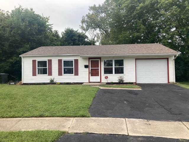 10797 Cragview Court, Sharonville, OH 45241 (#1675917) :: The Chabris Group